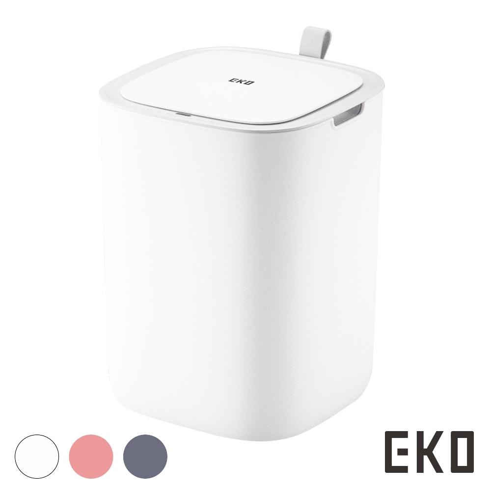 EKO-智慧型感應垃圾桶超顏值系列(三色)送可折疊式收納椅凳(隨機出貨)