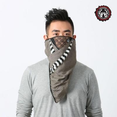 【DREGEN】BL系列-三角巾面罩-都會叢林