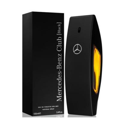 Mercedes Benz 賓士黑色風潮男性淡香水100ml