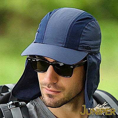 JUNIPER 戶外抗UV防紫外線披風運動帽