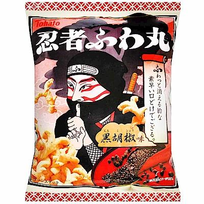 東鳩 忍者玉米脆果-黑胡椒風味(65g)