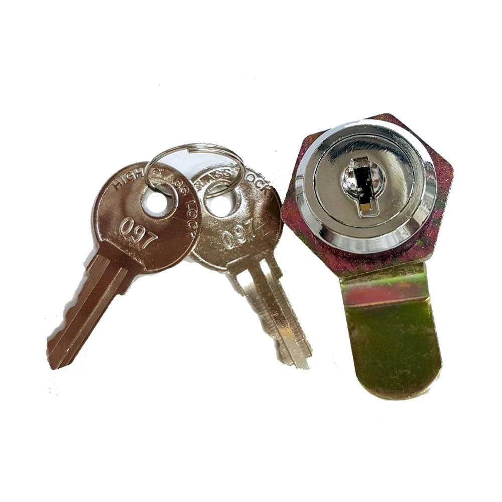 LO012 信箱鎖 信箱鎖頭(吊卡盒裝) DIY 維修用 改裝用之信箱鎖頭 辦公桌抽屜鎖