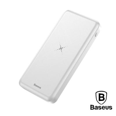 Baseus倍思 M36無線充10000mAh行動電源