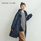 特降【MOSS CLUB】簡約修身大衣-外套(三色)