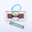 綠優園-天然植萃手工皂潤膚皂-冰花天竺葵二入盒裝