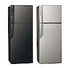 [無卡分期12期]Panasonic國際牌 485L 1級變頻2門電冰箱 NR-B489GV