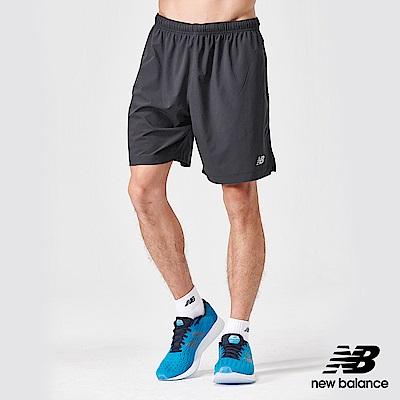 New Balance 短褲_AMS91265BK_男性_黑色