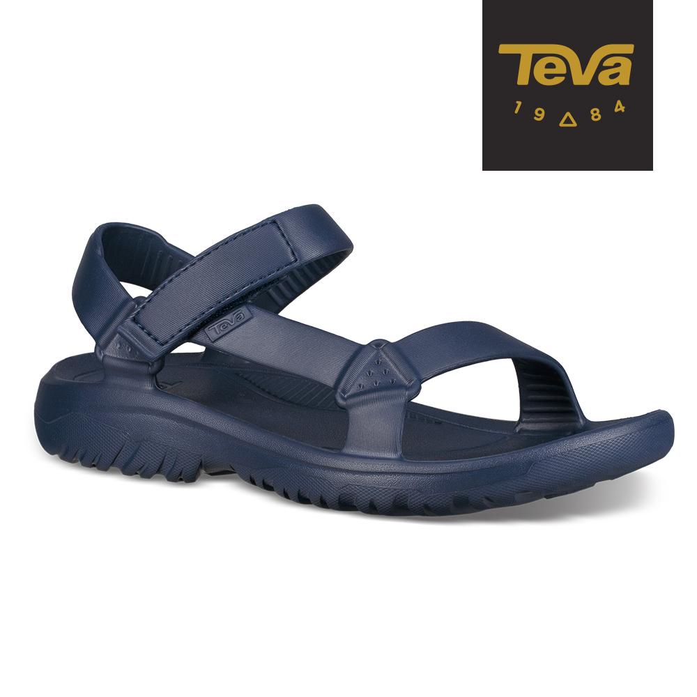 TEVA 男 Hurricane Drift 水陸輕量涼鞋-深藍
