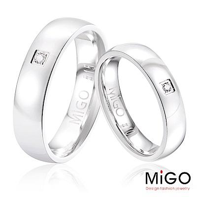 MiGO-Always對戒(925銀) @ Y!購物