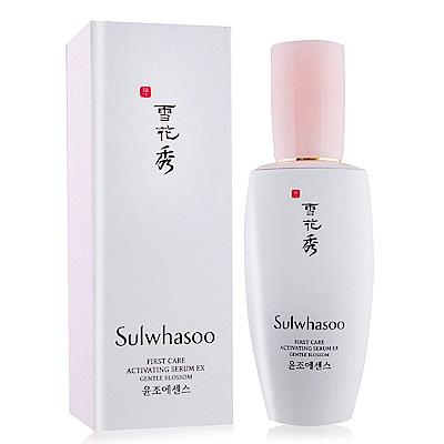 Sulwhasoo 雪花秀 潤燥精華EX 梅雪之綻90ml-限定版