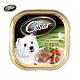 [12入組] Cesar 西莎餐盒 主廚風味 野菜牛肉 100g 寵物 犬餐 狗罐 product thumbnail 1