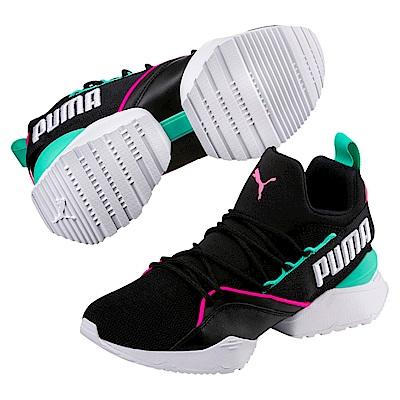 PUMA-MuseMaiaStreet1女休閒鞋-黑色