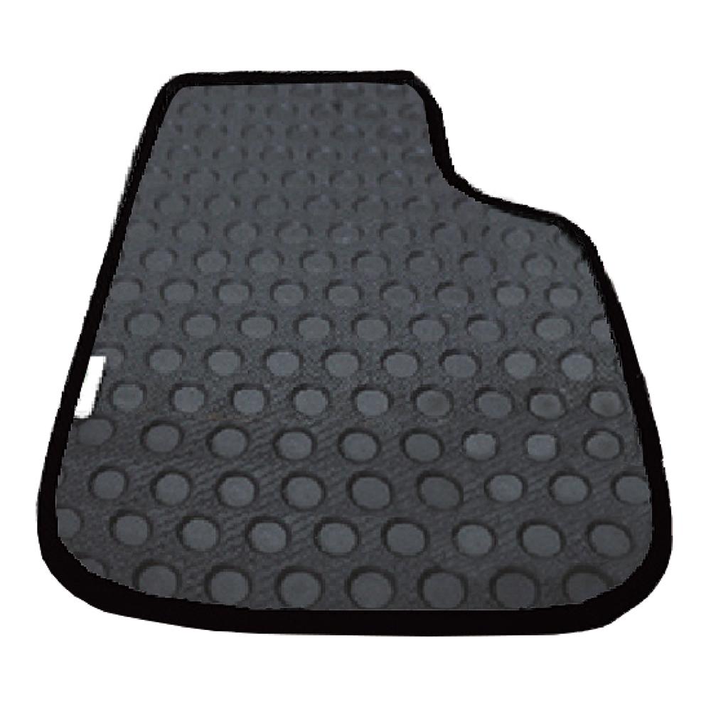 【葵花】量身訂做-汽車地墊-晶圓-雙前座