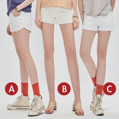 [時時樂限定]BRAPPERS 女款 修身不擠肉短褲(三款選)