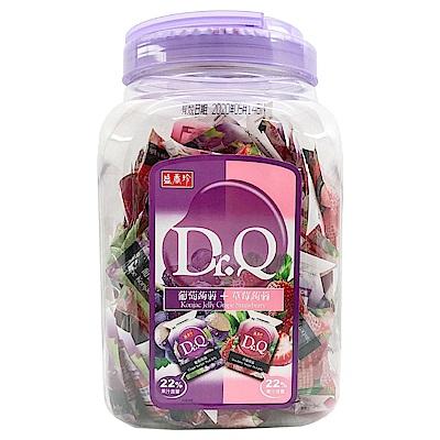 盛香珍 Dr.Q 雙味蒟蒻 葡萄+草莓(1860g)