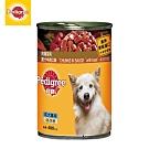 寶路 成犬罐頭-原汁牛肉塊口味400g