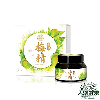 【大漢酵素】有機梅精(50gX1瓶)