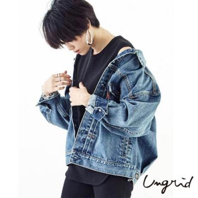 Ungrid 經典寬鬆版牛仔外套