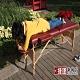 移動式皮箱型折疊收納按摩床附收納袋.加厚櫸木摺疊復健整骨推拿床指壓油壓美容床 product thumbnail 1