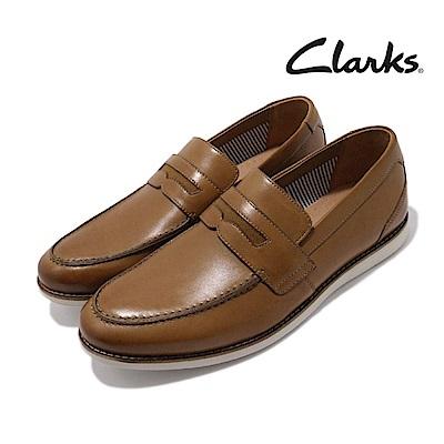 Clarks 皮鞋 Raharto Way 男鞋