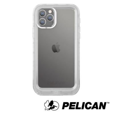 美國 Pelican 派力肯 iPhone 11 Pro Max 防水防摔手機保護殼 Marine 陸戰隊 - 透明