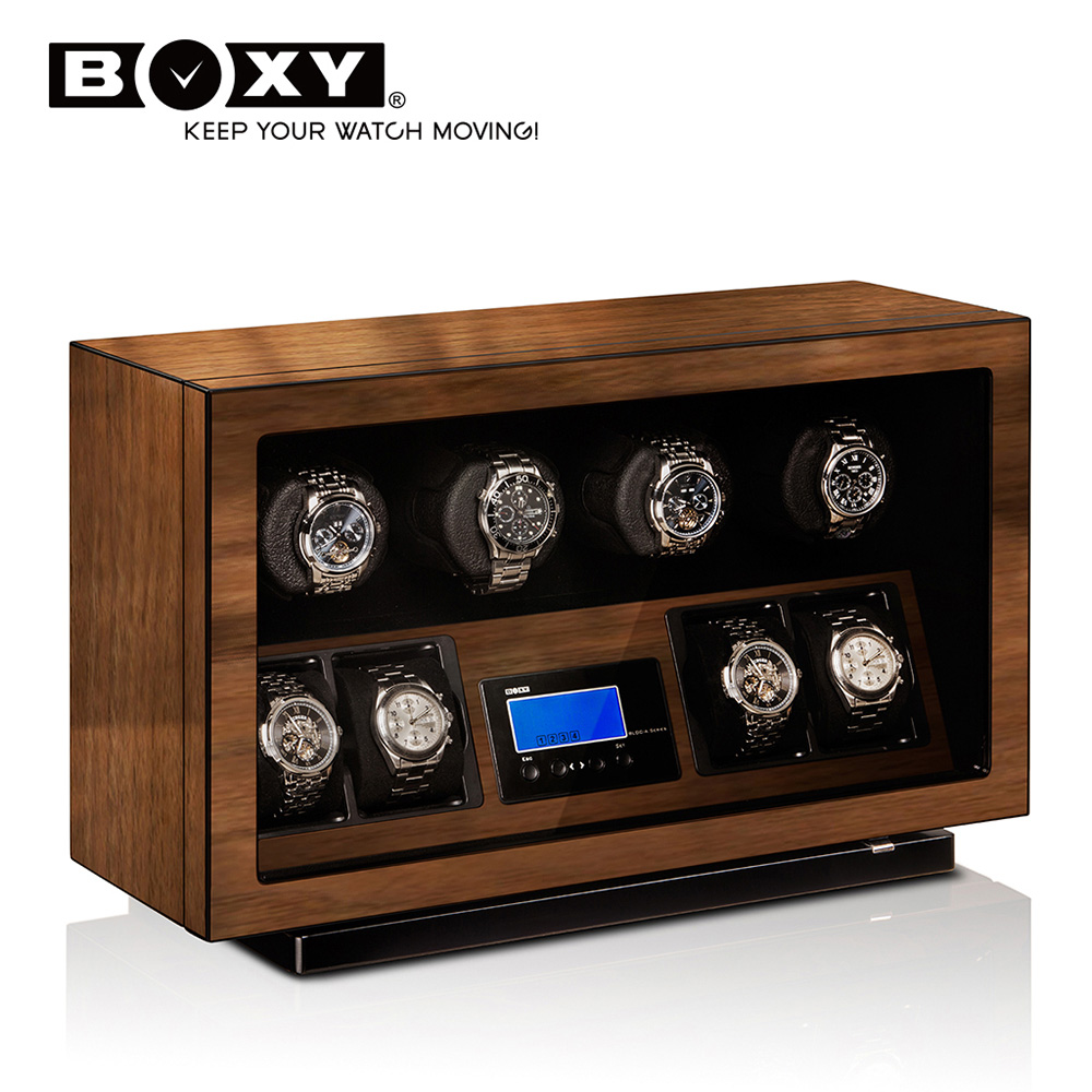 BOXY自動錶機械錶上鍊盒 BLDC-A系列04 watch winder 動力儲存盒