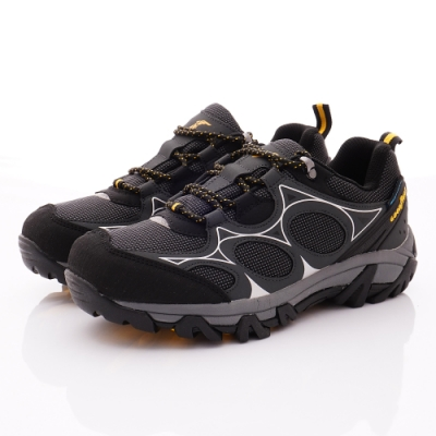 GOODYEAR固特異-靜態防水戶外鞋-NI3570黑(男段)