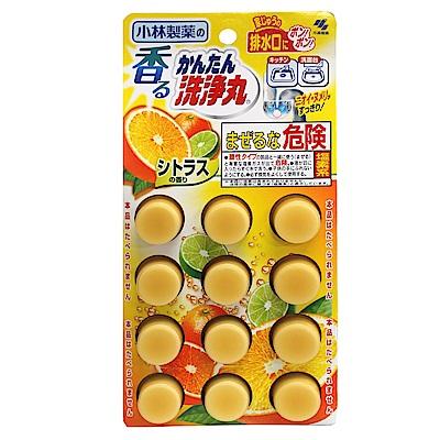 小林製藥排水口洗淨丸 -柑橘香(66g)