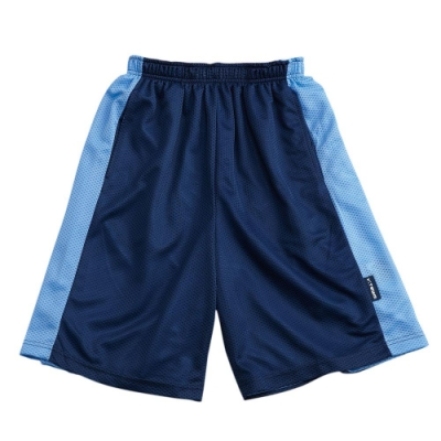 【V-TEAM】籃球短褲-藍