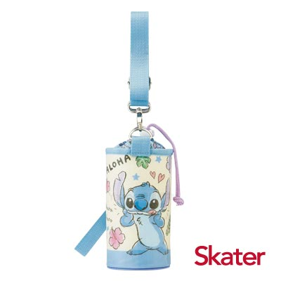 Skater可調式水壺袋-史迪奇
