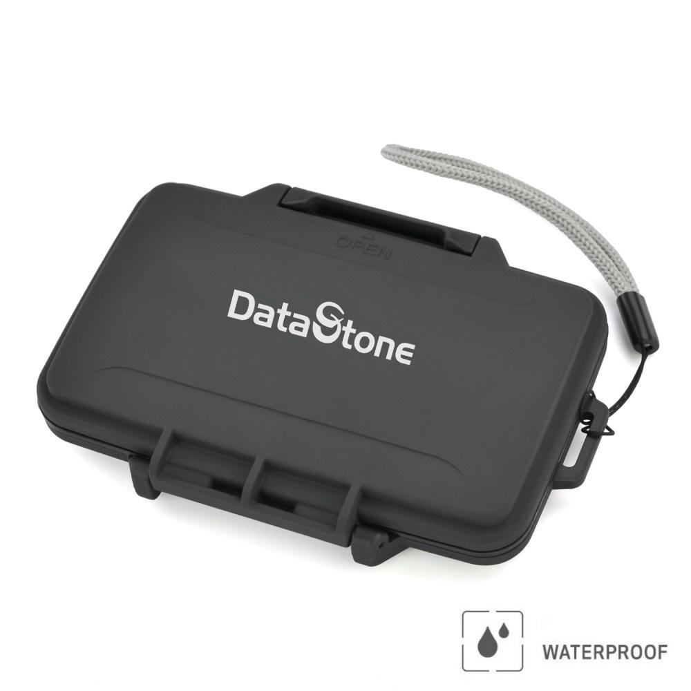 DataStone 防水+防震加強型 16片裝(8SD+8TF)多功能記憶卡收納盒