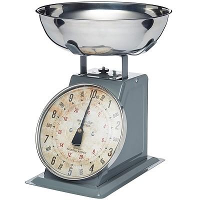 《KitchenCraft》工業風料理秤(10kg)