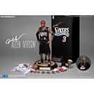 ENTERBAY 1/6 NBA公仔 76人 Allen Iverson