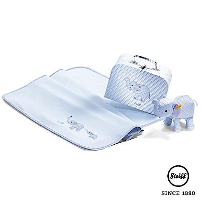 STEIFF德國金耳釦泰迪熊 馬戲團大象寶寶 地墊 遊戲墊 (嬰幼兒玩偶)