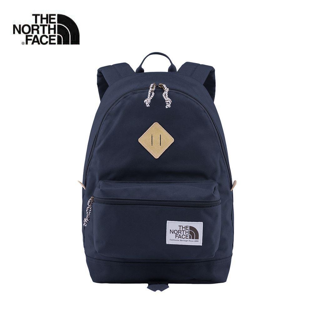 The North Face北面藍色輕便戶外雙肩背包|2ZD9H2G