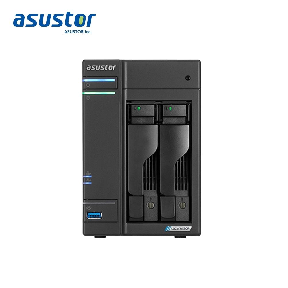 ASUSTOR華芸AS6602T 2Bay NAS網路儲存伺服器