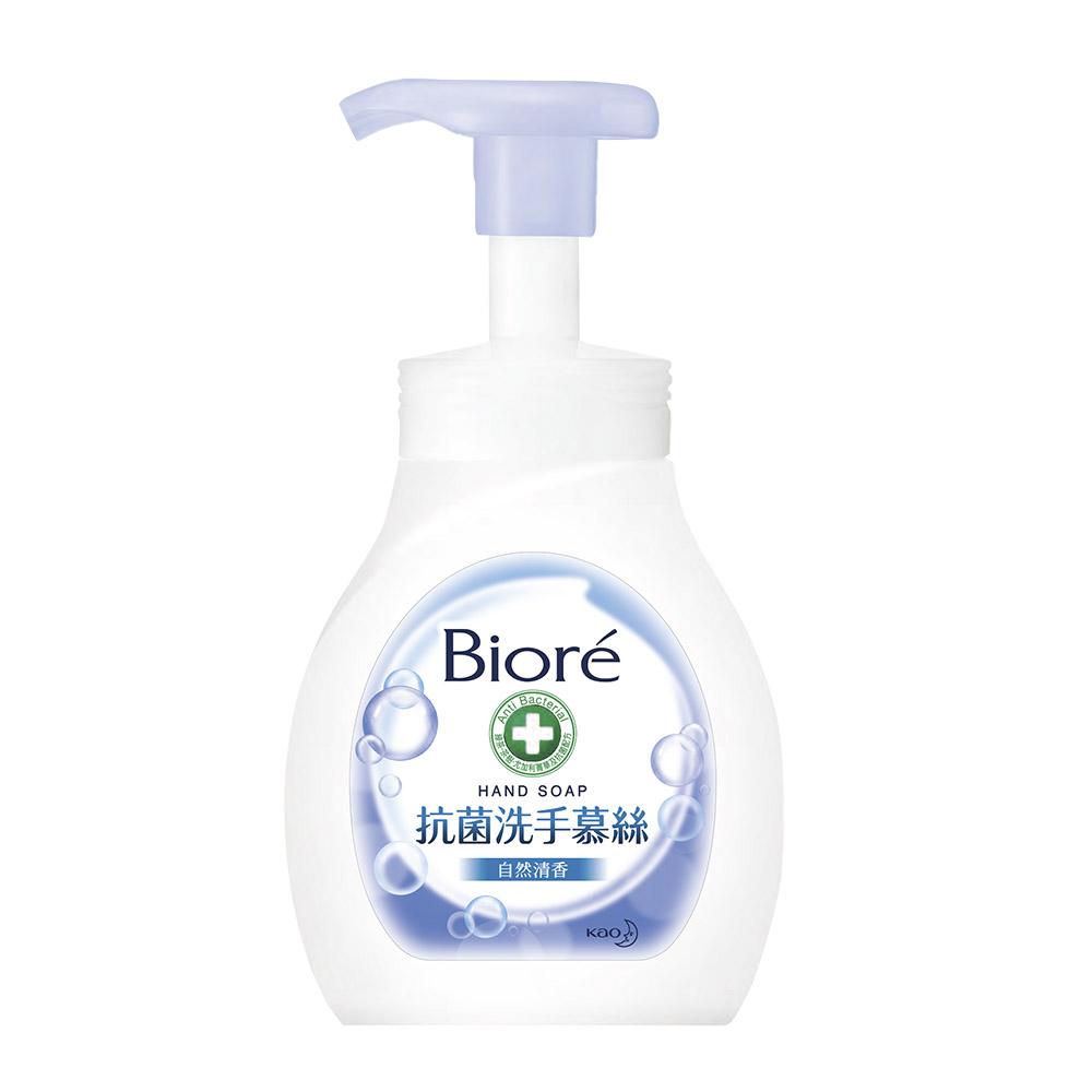 蜜妮 Biore 抗菌洗手慕絲 自然清香 (280ml)
