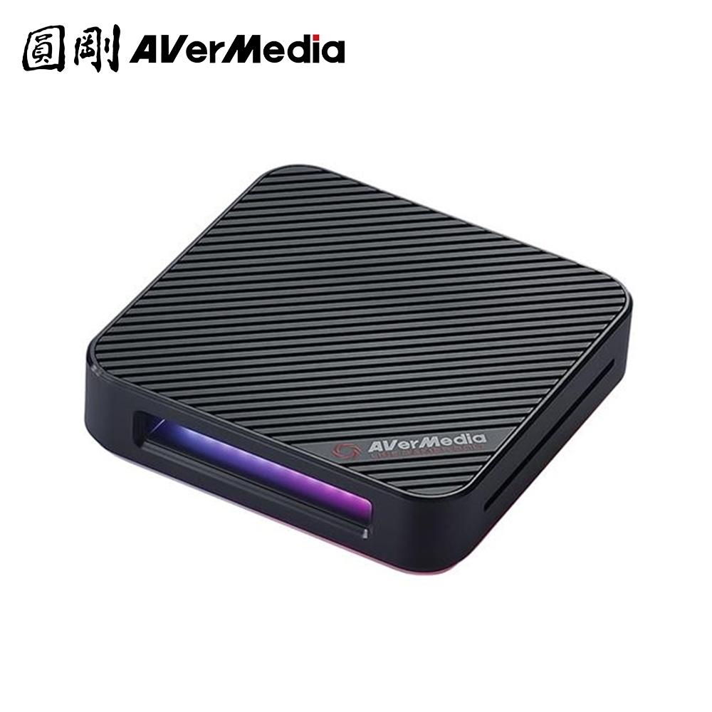 圓剛 GC555 Live Gamer BOLT 4Kp60 HDR Thunderbolt3 實況擷取盒