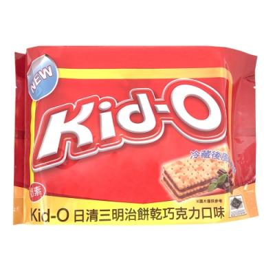 分享包Kid-O日清 三明治餅乾-巧克力口味(340g)