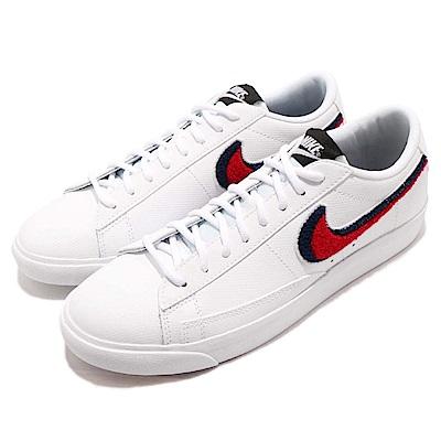 Nike 休閒鞋 Blazer 低筒 復古 男鞋