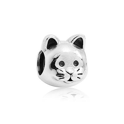 Pandora 潘朵拉 魅力小貓 純銀墜飾 串珠