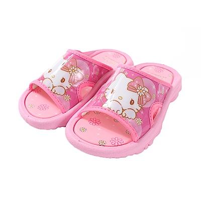 Hello kitty女童拖鞋 sk0788 魔法Baby