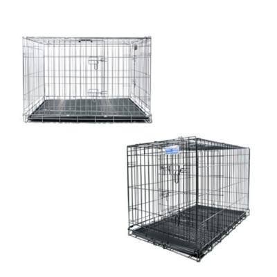 SIMPLY 烤漆摺疊籠 1.5尺 (黑/銀) (SP-DMM1-22/SP-DMM2-22)