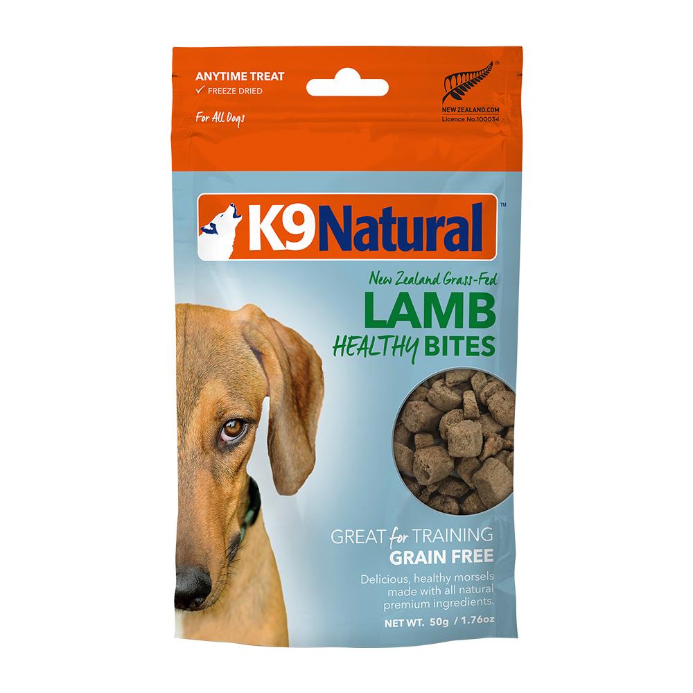 紐西蘭 K9 Natural 訓練零食 -羊肉口味-50g