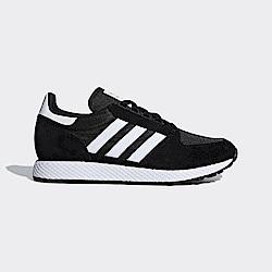 adidas 休閒鞋 Forest Grove 復古 男女鞋