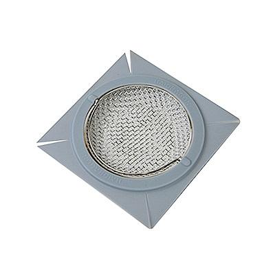 台灣製造 方型排水口專用水網附拉桿