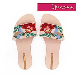 IPANEMA 艷夏派對夾腳拖鞋-粉膚色