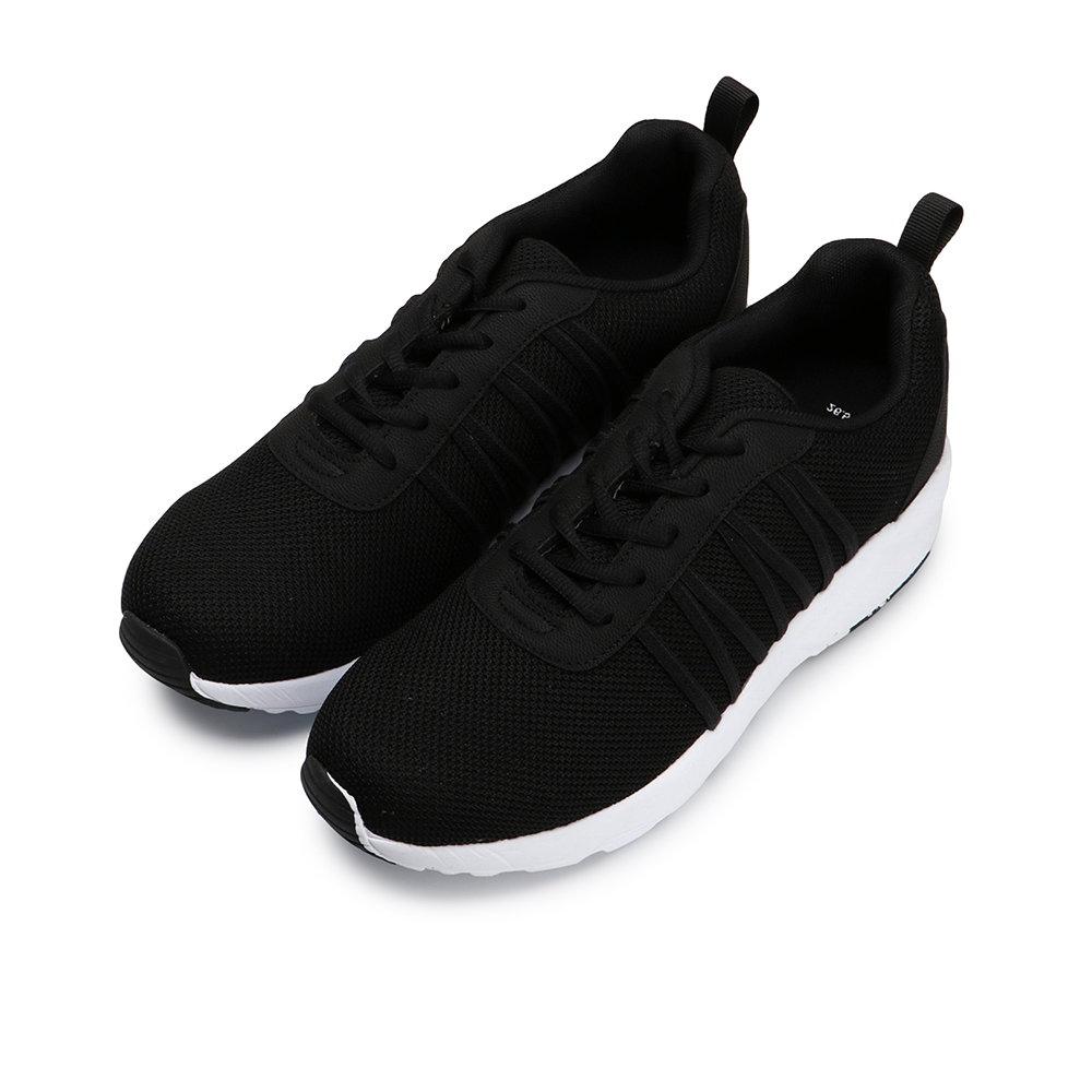 BuyGlasses 狂熱的心動次動次慢跑鞋-黑