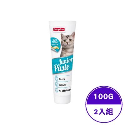 Beaphar樂透-幼貓雙效營養膏 100g(2入組)