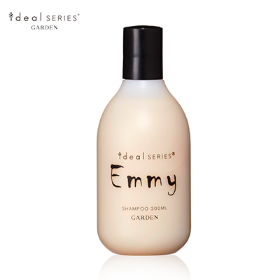 GARDEN ideal SERIES Emmy豐盈保濕洗髮乳 300ML